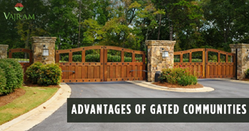Advantages of gated communities