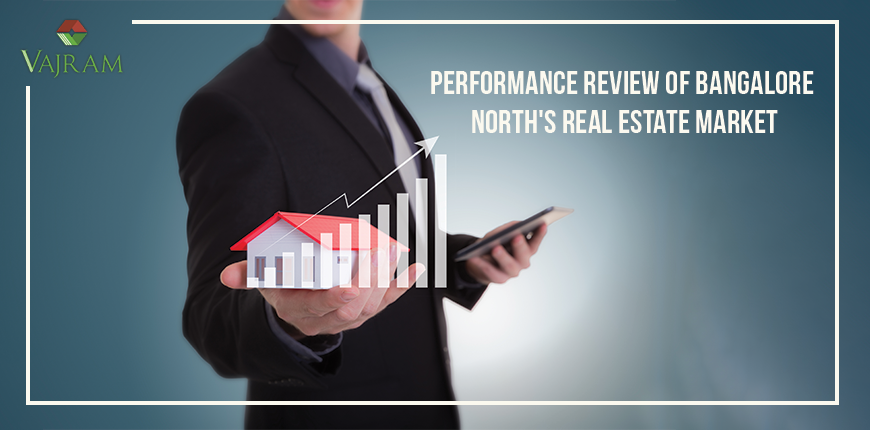 PERFORMANCE REVIEW OF BANGALORE NORTH'S REAL ESTATE MARKET